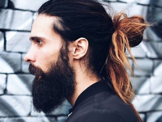 40 Irresistibly Attractive Long Hairstyles For Men - Machovibes