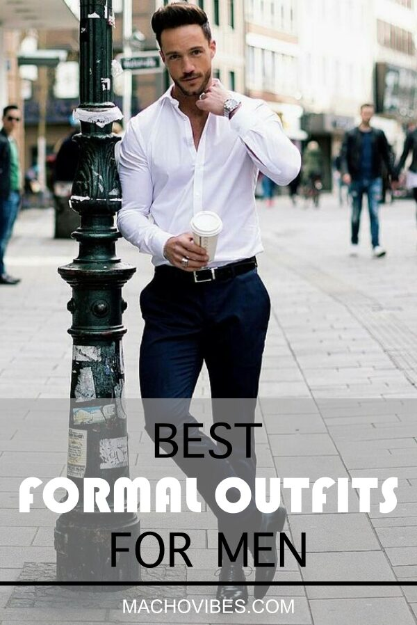 All-Time Best Formal Outfits For Men
