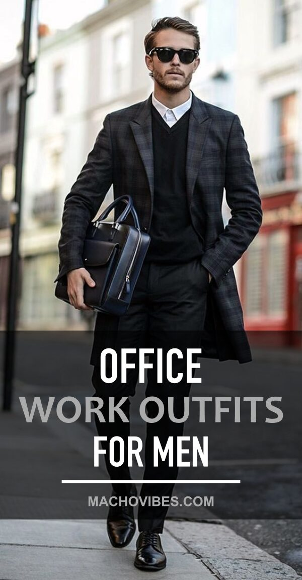 Office Approved Work Outfits For Men