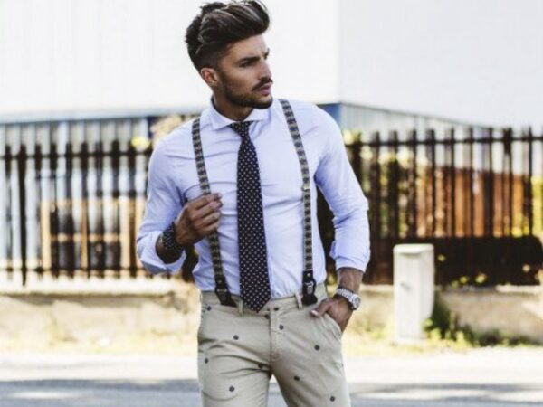 A Gentleman S Guide About Suspenders The Style Every Man