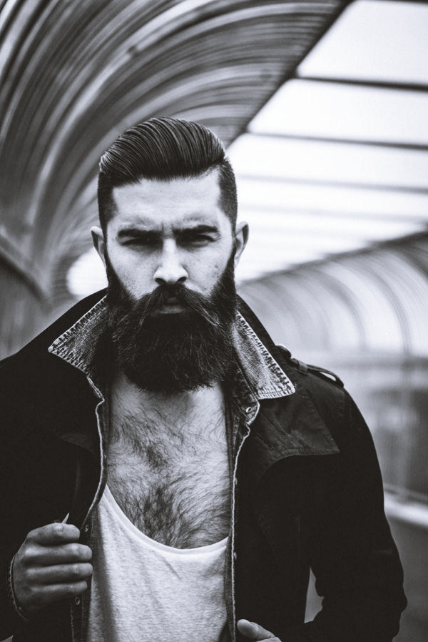 Hairstyles-For-Men-With-Beard
