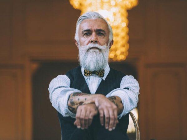Modest-Grey-Beard-Styles-For-Men