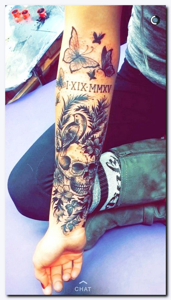 fbbd68b0e 40 Unique and Strong Forearm Tattoos For Men - Machovibes