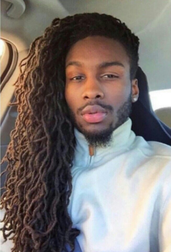 40 Fashionably Correct Long Hairstyles for Black Men - Machovibes