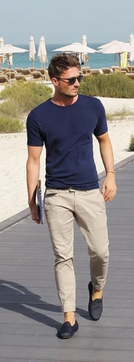 40 Of The Most Charming Summer Dress Codes For Men Machovibes