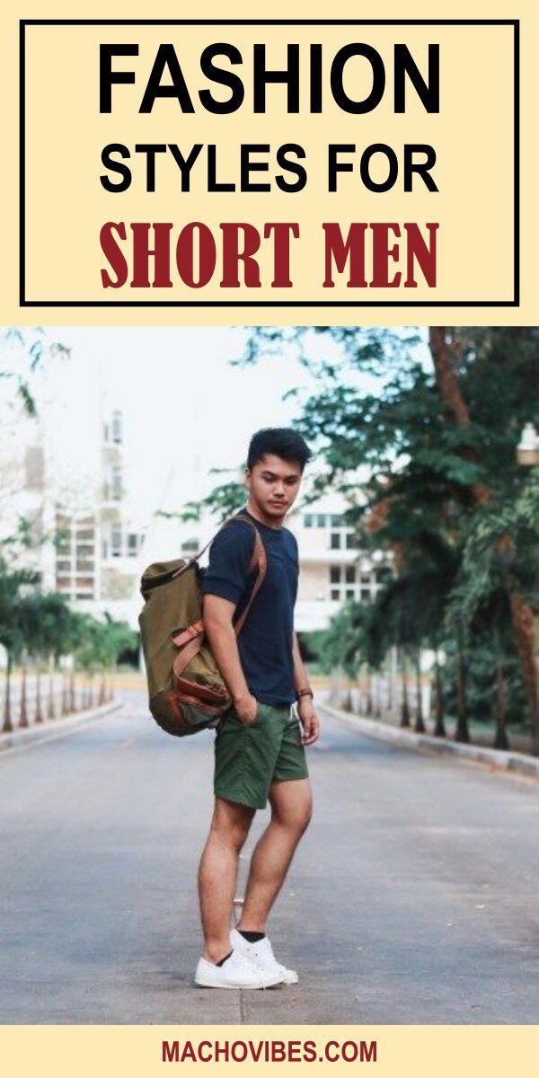 Summer Fashion Looks For Short Men