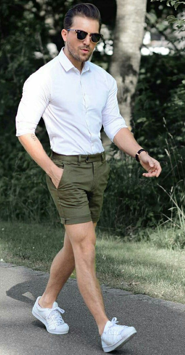 Summer Fashion Looks For Short Men