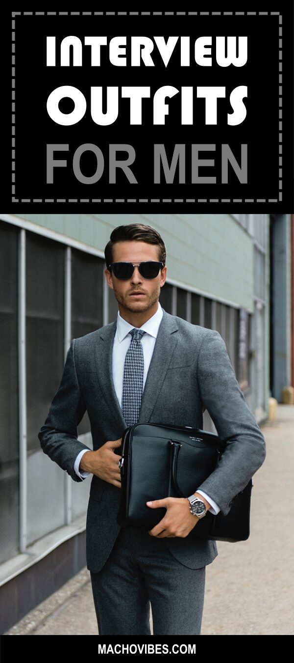 Perfect Interview Outfits To Leave A Positive Impression