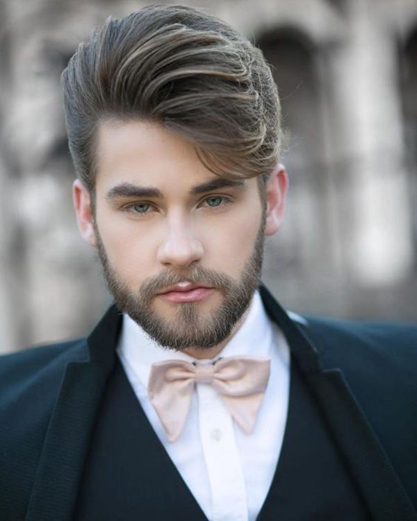 45 Most Accurate Wedding Hairstyles for Men - Machovibes