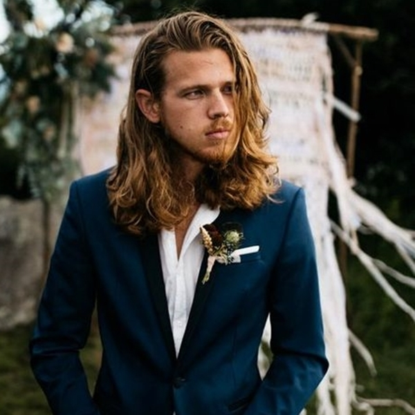 45 Most Accurate Wedding Hairstyles for Men , Machovibes