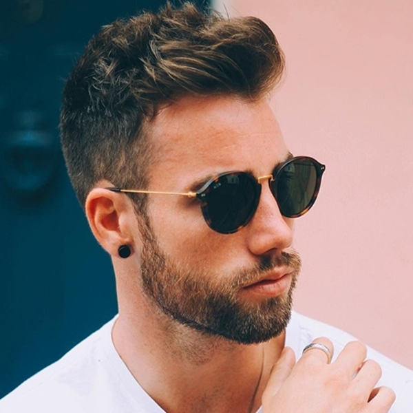 40 Complete Hairstyles For Men With Less Hair Machovibes