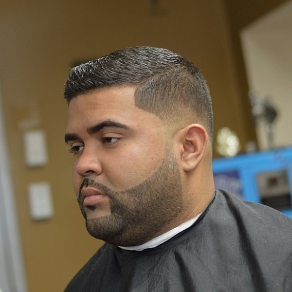 40 Hairstyles for Fat Guys (Practically Useful) - Machovibes