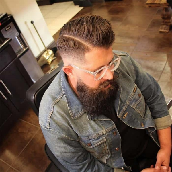 Cool Hairstyles For Fat Guys
