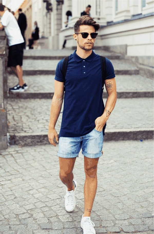 Shorts-Outfits-For-Men-to-Look-Sexy-and-Active