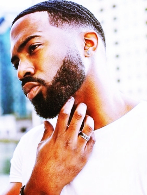 Dynamic-Black-Men-Beard-Styles