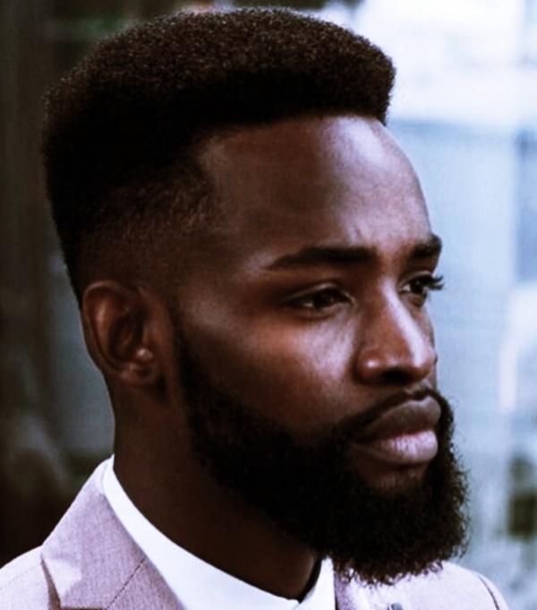 Dynamic-Black-Men-Beard-Styles