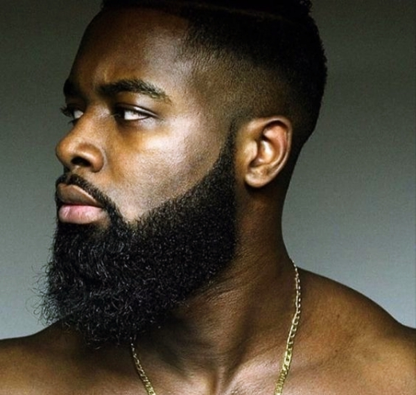 Dynamic-Black-Men-Beard-Styless